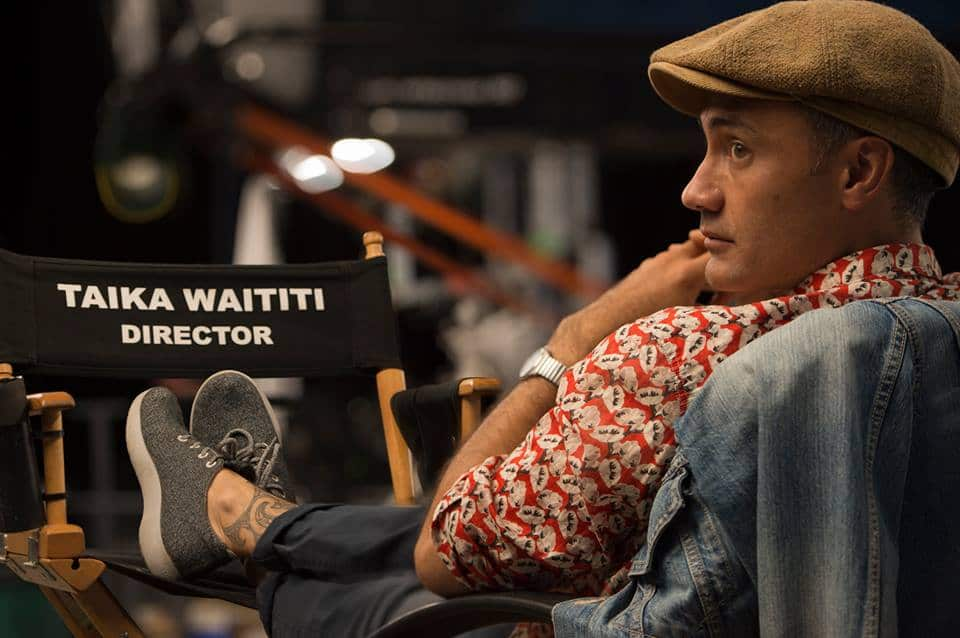 Exclusive Interview With Thor: Ragnarok Director Taika Waititi | #ThorRagnarokEvent