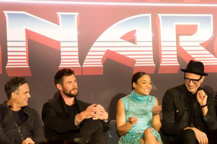 Los Angeles Thor: Ragnarok Press Conference recap and experience.
