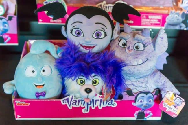 Recently my house has been all Vampirina all the time! I'm sure Vampirina Toys For Christmas 2017 will be much appreciated by my daughter!