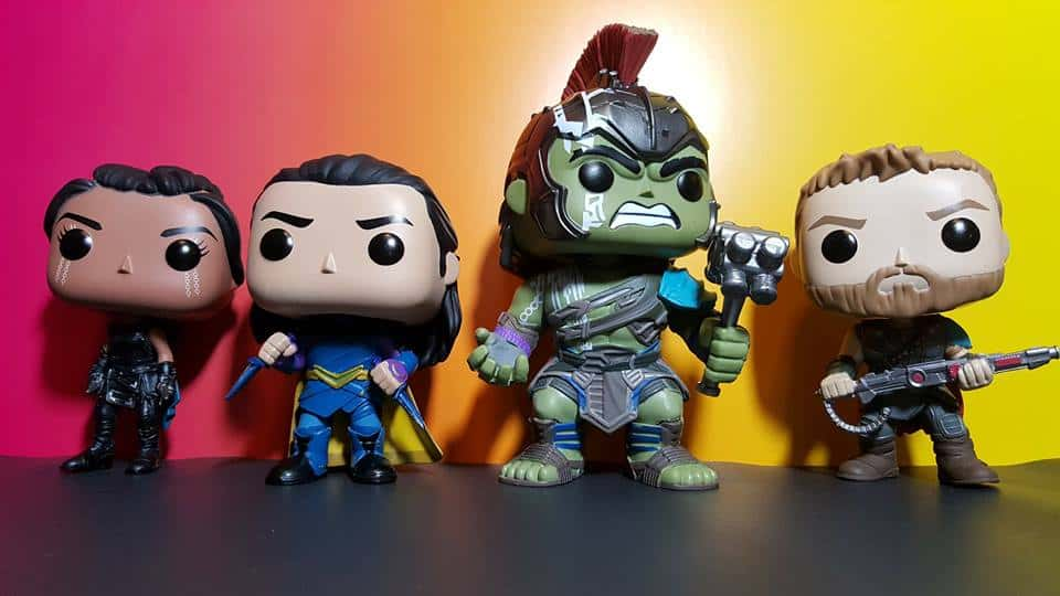 THOR: RAGNAROK toys for Christmas for the Marvel fan on your list!