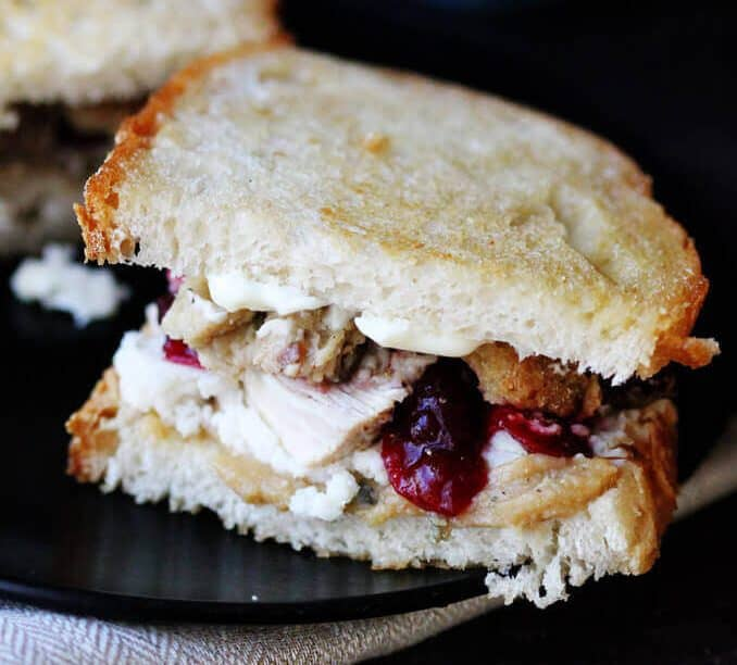 Easy leftover turkey recipes my no guilt life my no for Leftover shredded turkey sandwiches