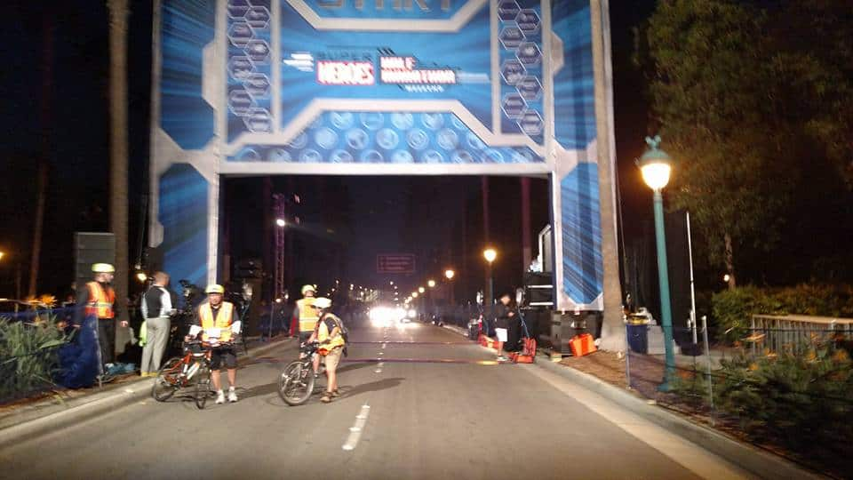 When can we do this again? Final runDisney race at Disneyland Thankful Thoughts From Avengers Half Marathon