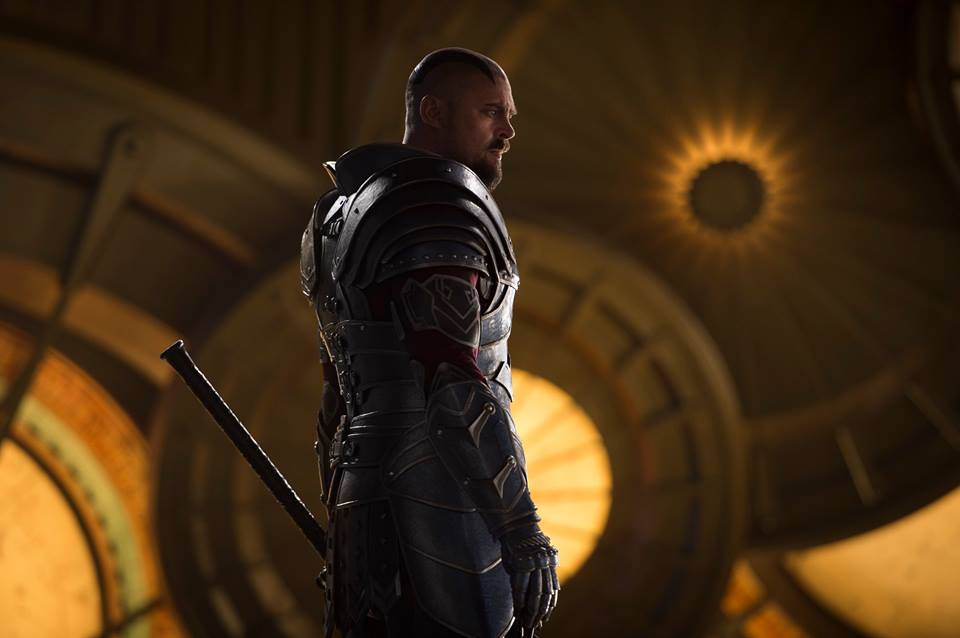 Exclusive Thor: Ragnarok Interview With Karl Urban Skurge