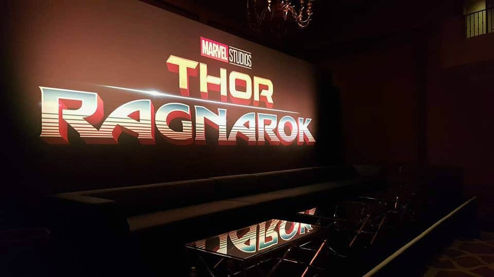 Los Angeles Thor: Ragnarok Press Conference | #ThorRagnarokEvent