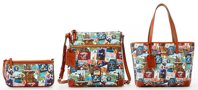 The 2018 Disney Marathon Dooney & Bourke purses are available for pre-order.