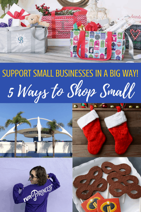 shop small saturday and support local shops and small business owners!