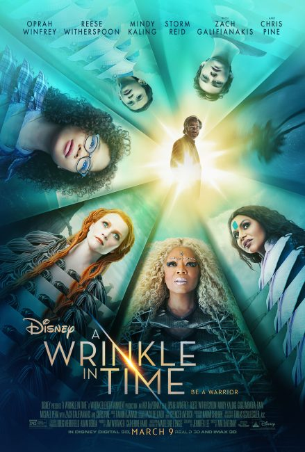 First look at new A Wrinkle In Time Trailer and Poster! A Wrinkle in Time PDF