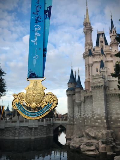 2018 Princess Half Marathon Medals Are Here Rundisney at disney world!