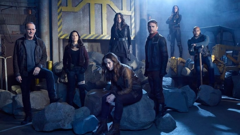 Live Blogging | Agents of SHIELD Season Episode 1