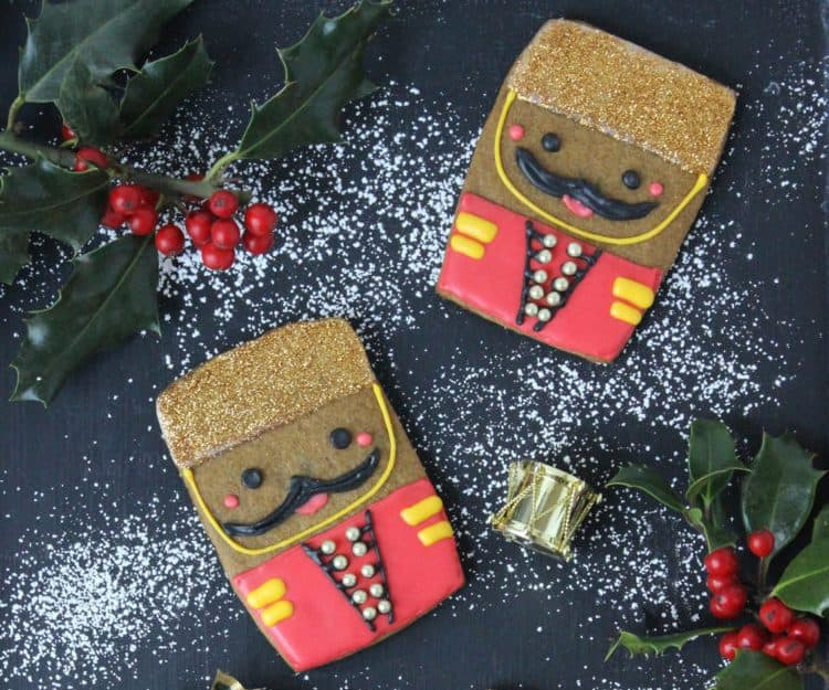 Cookie Recipes Inspired by Disney's The Nutcracker and the Four Realms trailer