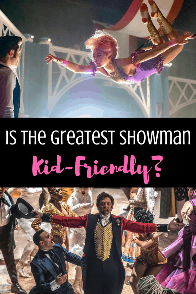 The Greatest Showman parental review: is the Greatest Showman family friendly? What ages should see The Greatest Showman? #greatestshowman #greatestshowmanreview #moviereview #familymovies The Greatest Showman review for parents