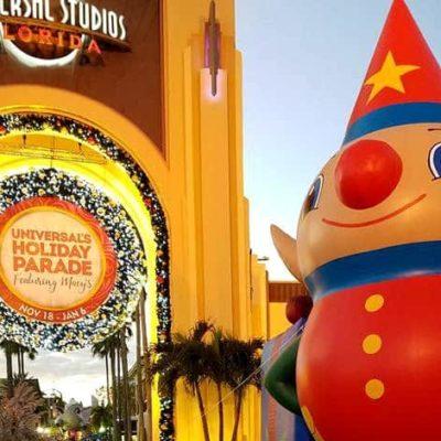 Universal Studios Christmas | 7 Must-Dos