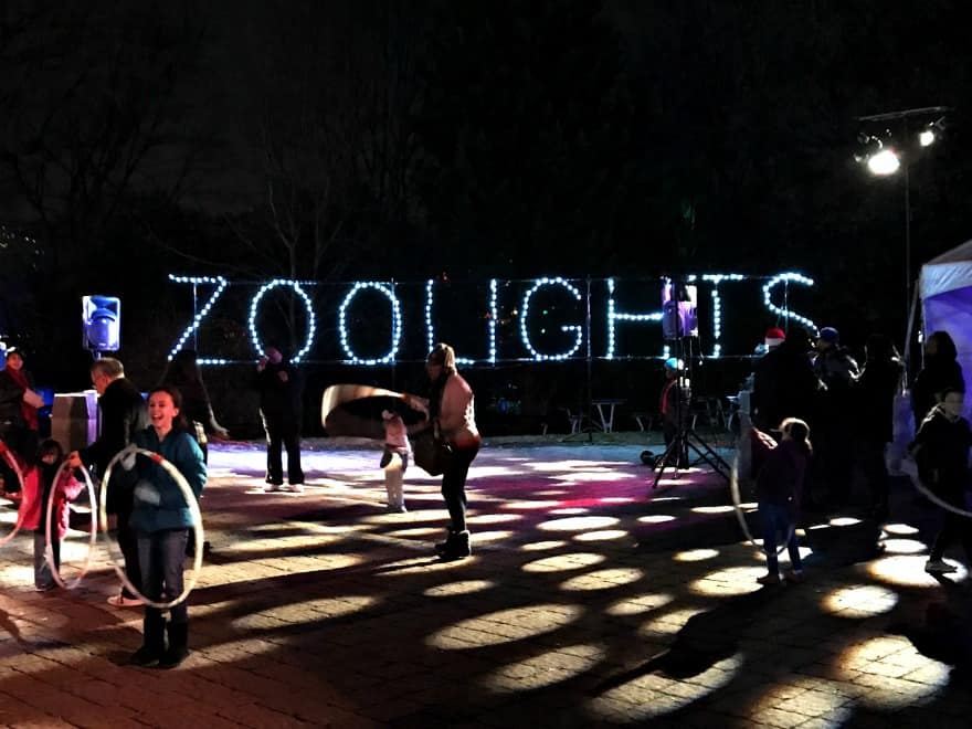 Need to see some free Christmas lights in DC? Your first should be to the ZooLights At The National Zoo. It was a fantastic experience and I'm going to highly recommend it! Here are 3 reasons to see the free Christmas lights in DC by visiting ZooLights At The National Zoo.