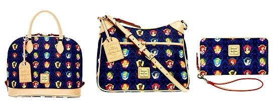 2018 Disney princess dooney and Bourke