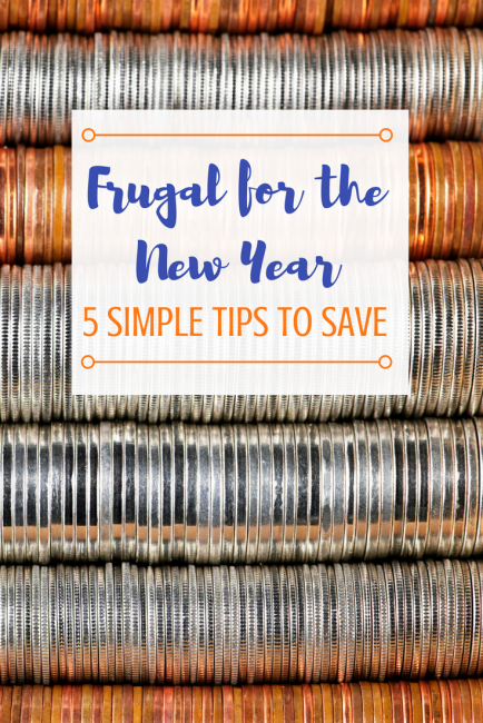 To be frugal basically means to be conscious about your spending. You will tighten up on your purchases and really pinch your pennies, so that you can start saving your money. The New Yearis a perfect time to begin your frugal journey and here are some frugal tips for the New Year to help you start saving money now.