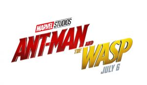 Ant man and the wasp poster title