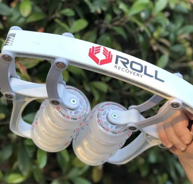 Runners New BFF | The Roll Recovery R8 Review