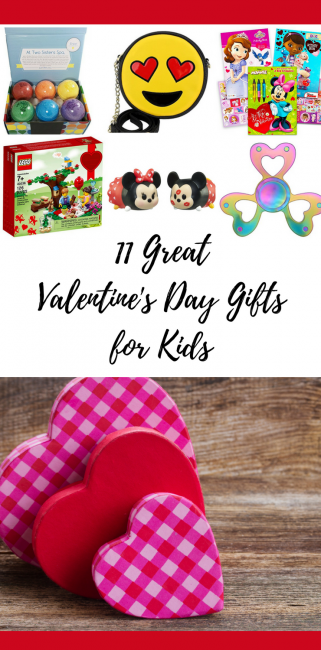 Best Valentine's Day gifts for kids