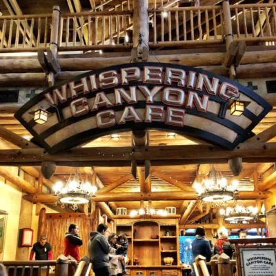 No Horsing Around! Whispering Canyon Cafe Review