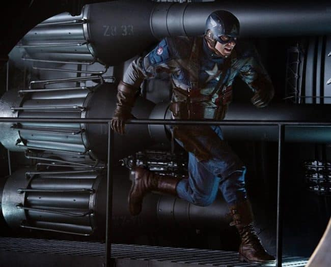 Captain America, the First Avenger marvel movies in order of release
