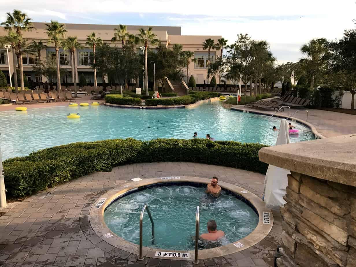 Why Marathon Weekends at Hilton Orlando Bonnet Creek are the runners choice for a Walt Disney World runDisney hotel.