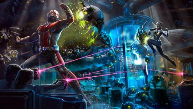 D23 Super Hero Image