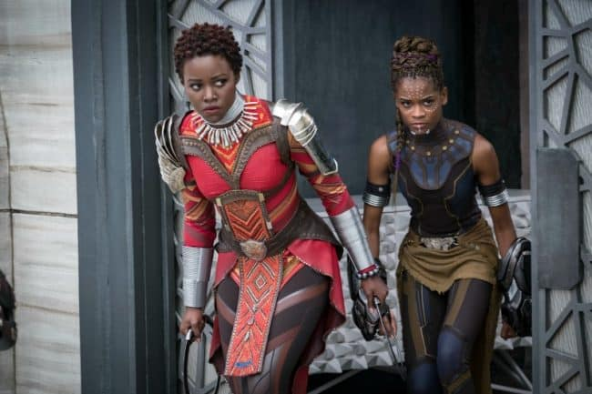 Black Panther parent movie review