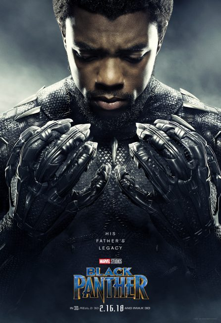Black Panther review for parents Black Panther legacy poster