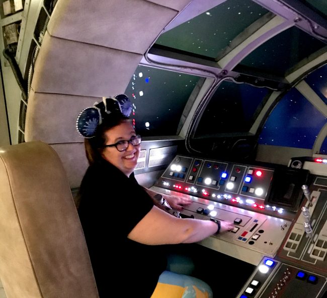 Star Wars Disney cruise: there's a Star Wars Day at Sea too!