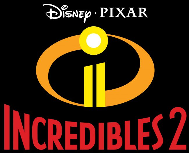 Incredibles 2 logo and new official incredibles 2 trailer is here!