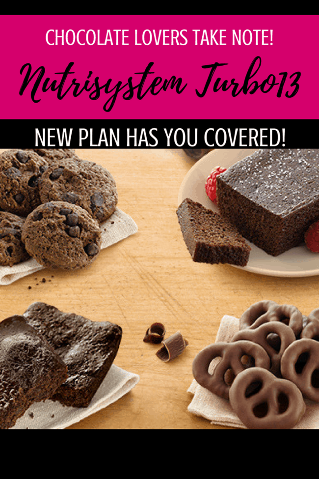 We've all said it: New year, new me! Well- let's make it happen in 2018 with @nutrisystem Turbo13. All the details about the program- and guess what? It includes chocolate! #weightloss #nutrisystem #ad #loseweight #turbo13 #chocolatelovers #chocolate