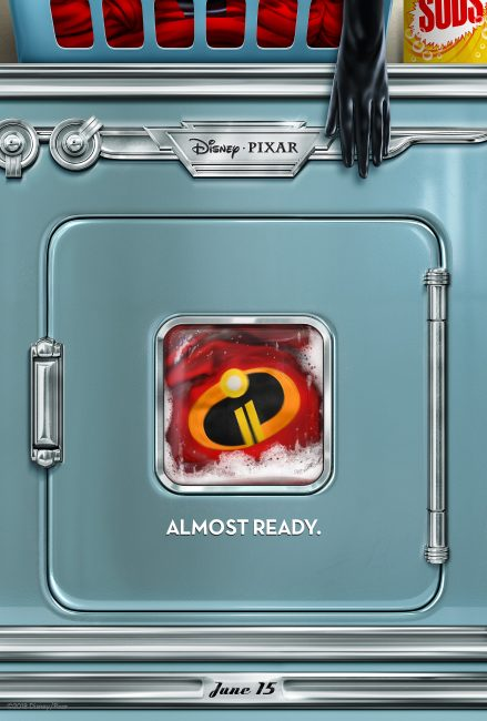 The Incredibles 2 movie posters and new official incredibles 2 trailer is here!
