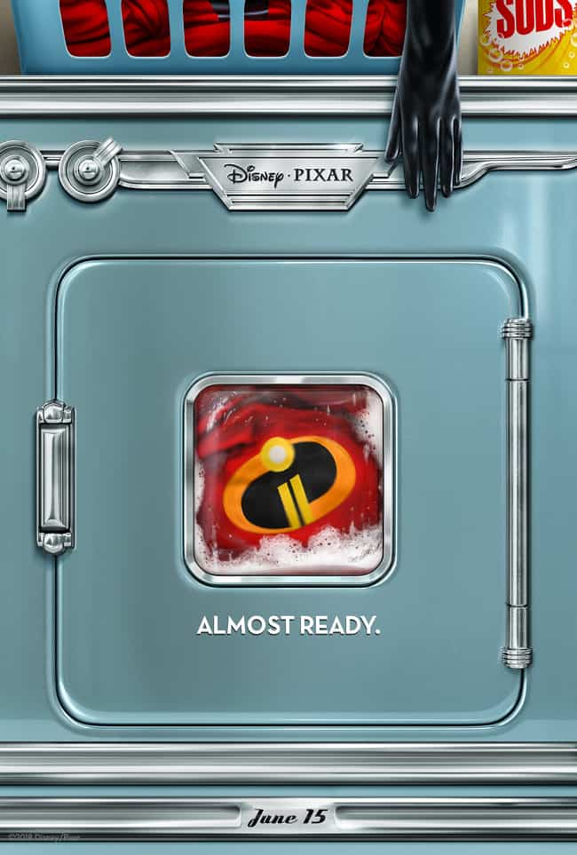 Incredibles 2 posters and new official incredibles 2 trailer is here!