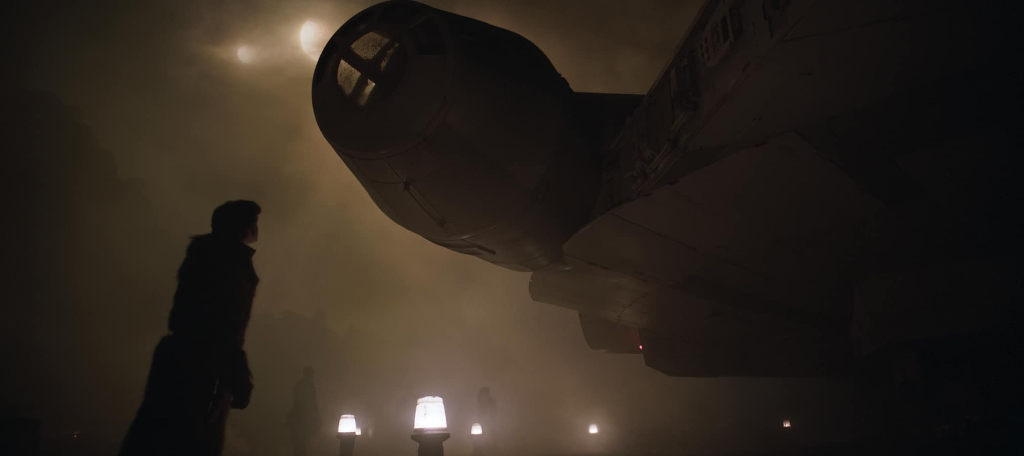 Alden Ehrenreich is Han Solo. Solo: A Star Wars Story trailer