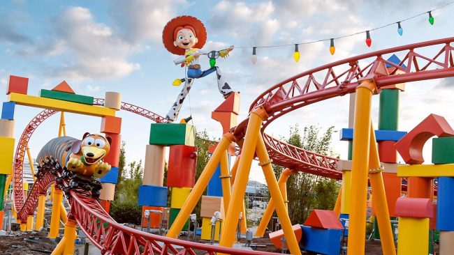 toy story land in walt disney world opening dates announced
