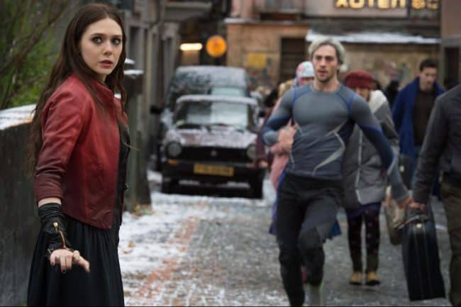 Age of Ultron Scarlet Witch Quick Silver marvel movies in chronological order