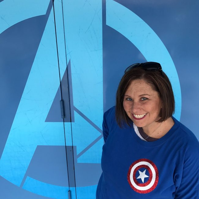 Team Cap Spirit Jersey Captain America Custom Disney Shirts for family