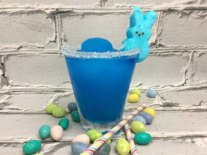 Naughty Peep Easter Cocktails recipe #easter #recipes #eastercocktails