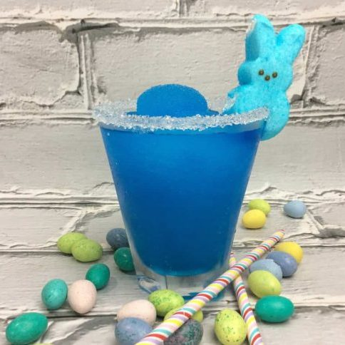 The Naughty Peep Easter Cocktails