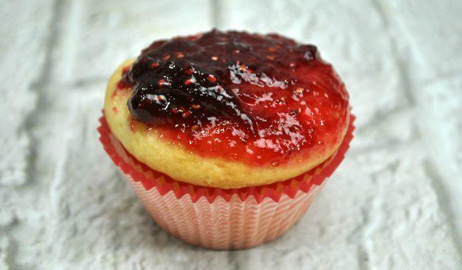 Raspberry Jam Cupcakes Frosting