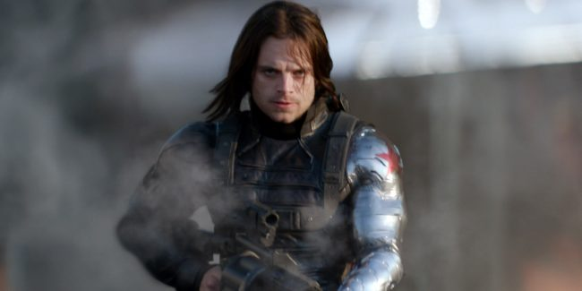 With you til the end of the line: Winter Soldier Marvel Inspired Bucky's Blackberry Lemonade