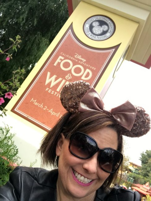 2018 Disneyland food and wine festival