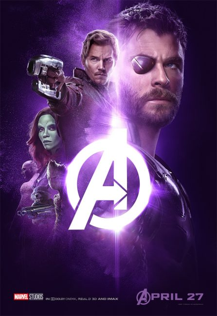 infinity war purple poster good movies for tweens