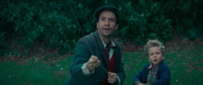 lin manuel miranda mary poppins returns kite