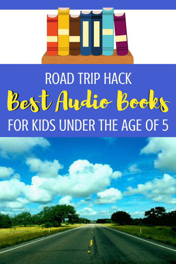 Best children's audio books for road trips: here are 10 audible suggestions for your family vacation! Filed under road trip hacks by moms who know! #roadtrip #roadtriptips #travelhacks #travelwithkids