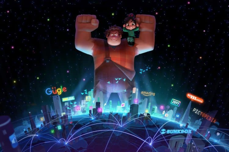 The hilarious new Ralph Breaks the Internet trailer gives us just a few bytes of what's to come this fall. Ralph Breaks the Internet: Wreck-It Ralph 2 opens on November 21!