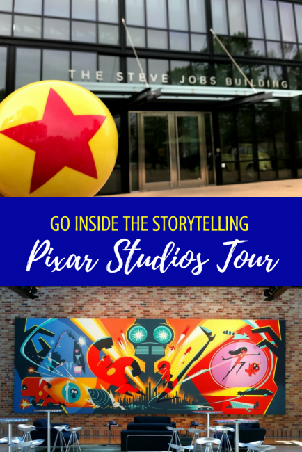 An insiders peek at the Pixar Studios! Take a tour inside the Steve Jobs Building and learn some insider Pixar secrets. #pixar #incredibles2 #incredibles #pixarstudios #movies #Disney