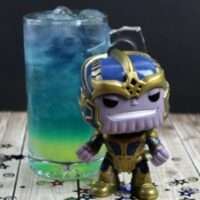 Marvel Avengers Cocktails: The Thanos