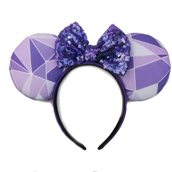 PURPLE WALL EARS from BestDayEverEarsCo on Etsy.