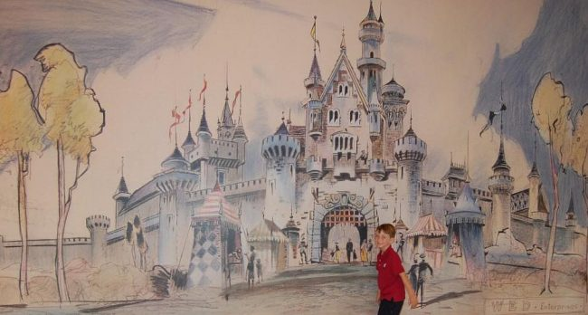 Everything you need to know about instagram disney walls for Disneyland mural